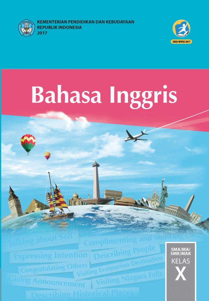 Buku Bahasa Inggris Kelas 10 SMP