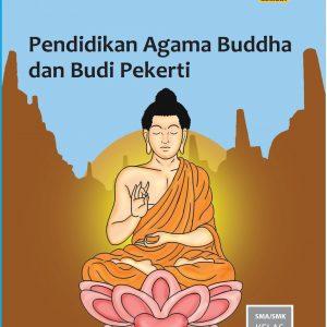 Buku Pendidikan Agama Buddha dan Budi Pekerti Kelas 10 SMP