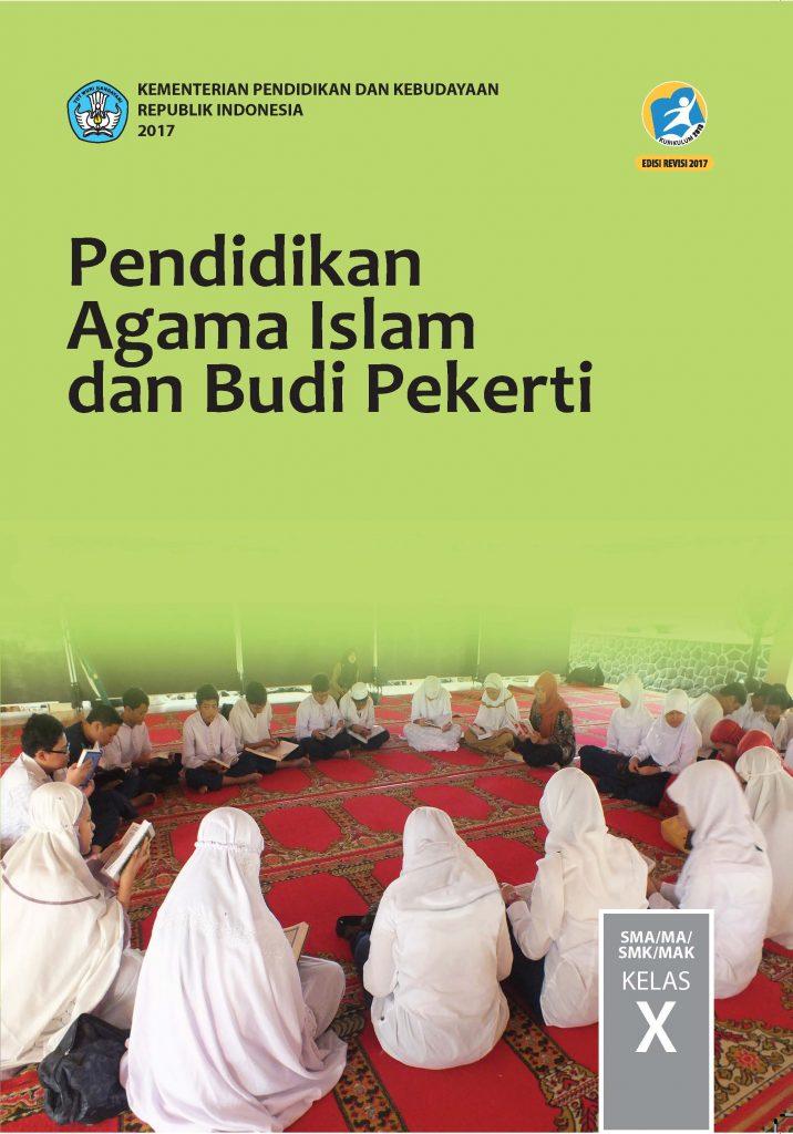 Buku Pendidikan Agama Islam dan Budi Pekerti Kelas 10 SMP