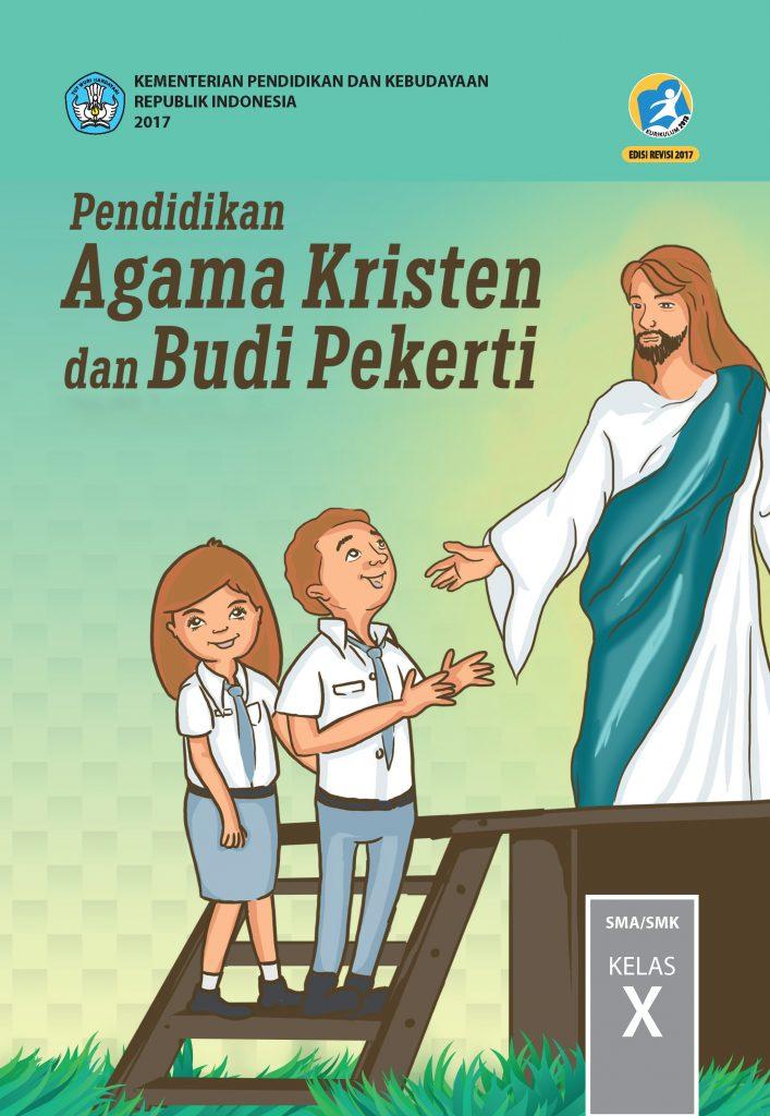 Buku Pendidikan Agama Kristen dan Budi Pekerti Kelas 10 SMA