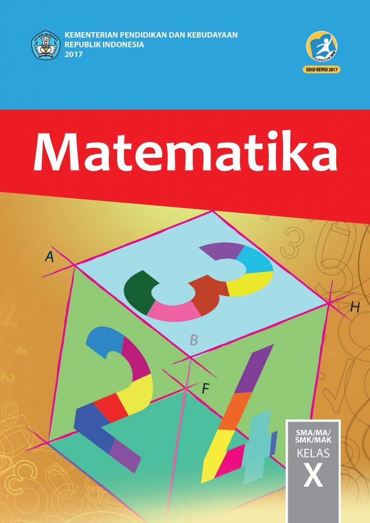 Buku Matematika Kelas 10 SMP