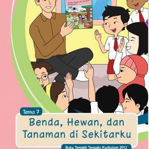 Buku Guru Kelas 1 Tema 7