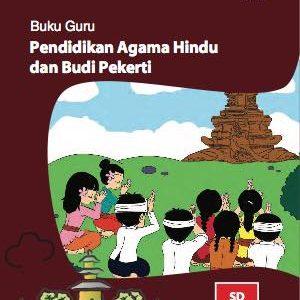 Buku Pendidikan Agama Hindu dan Budi Pekerti Kelas 1