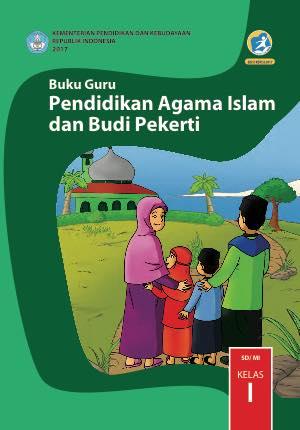 Buku Pendidikan Agama Islam dan Budi Pekerti Kelas 1