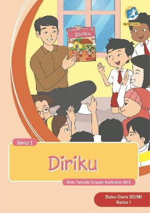 Buku Guru Tema 1 – Diriku Kelas 1