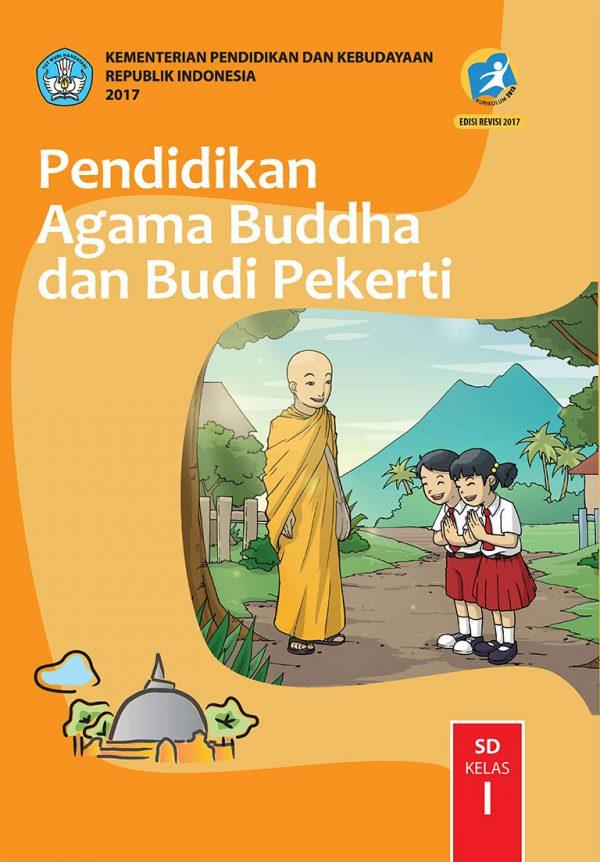 Buku Pendidikan Agama Buddha dan Budi Pekerti Pendidikan