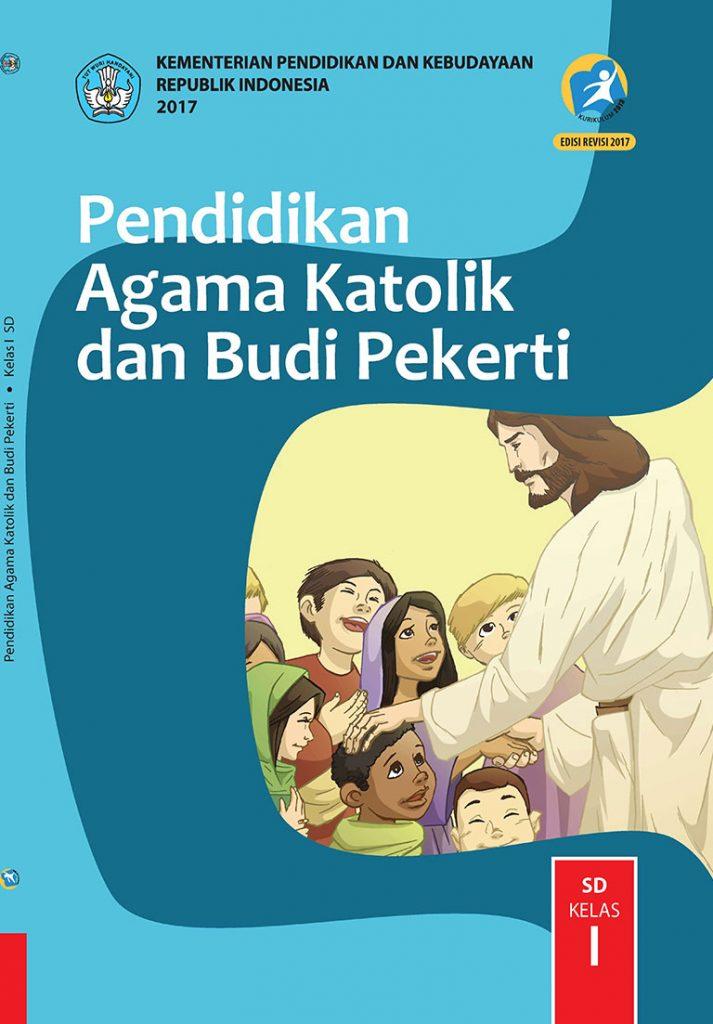 Buku Pendidikan Agama Katolik dan Budi Pekerti Kelas 1