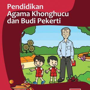 Buku Pendidikan Agama Khonghucu dan Budi Pekerti Kelas 1
