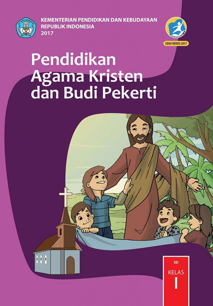 Buku Pendidikan Agama Kristen dan Budi Pekerti Kelas 1