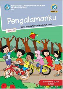 Buku Guru Tema 5 – Pengalamanku Kelas 1