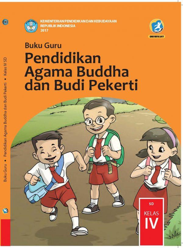 Buku Guru Pendidikan Agama Buddha dan Budi Pekerti Kelas 4