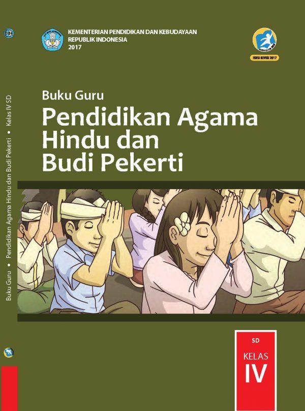 Buku Guru Pendidikan Agama Hindu dan Budi Pekerti Kelas 4