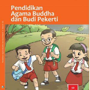 Buku Pendidikan Agama Buddha dan Budi Pekerti Kelas 4