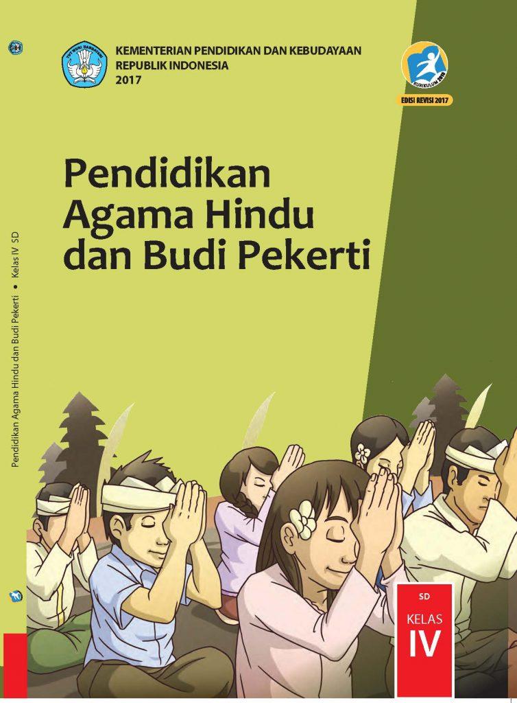 Buku Pendidikan Agama Hindu dan Budi Pekerti Kelas 4