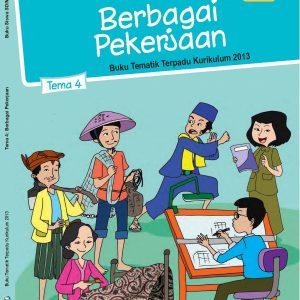 Buku Tema 4 – Berbagai Pekerjaan Kelas 4