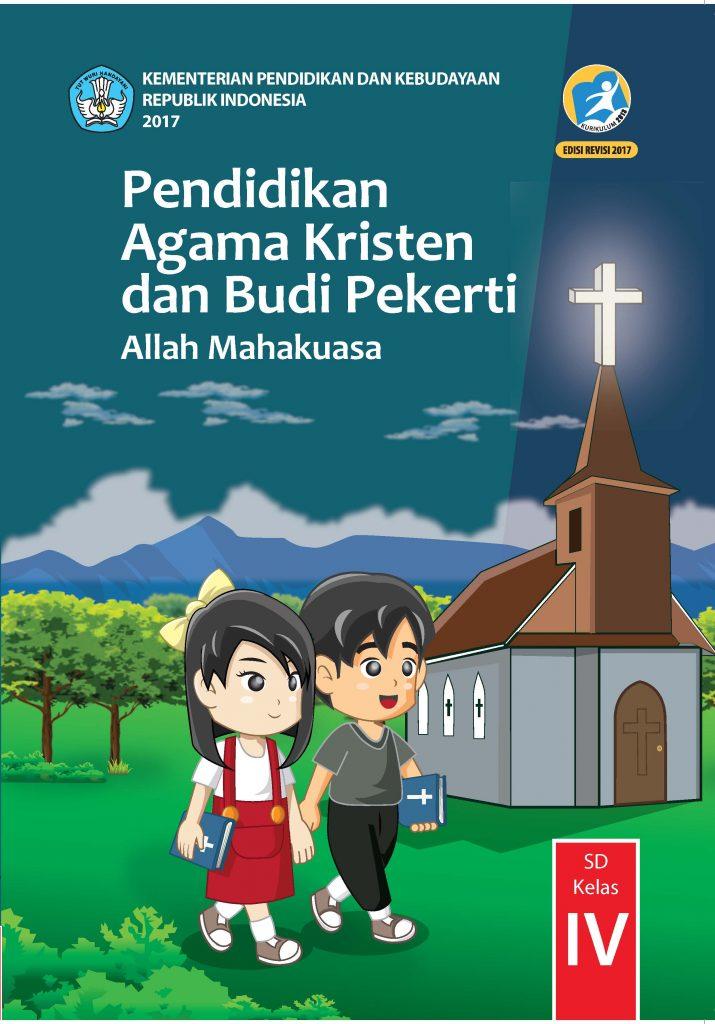 Buku Pendidikan Agama Kristen dan Budi Pekerti Kelas 4