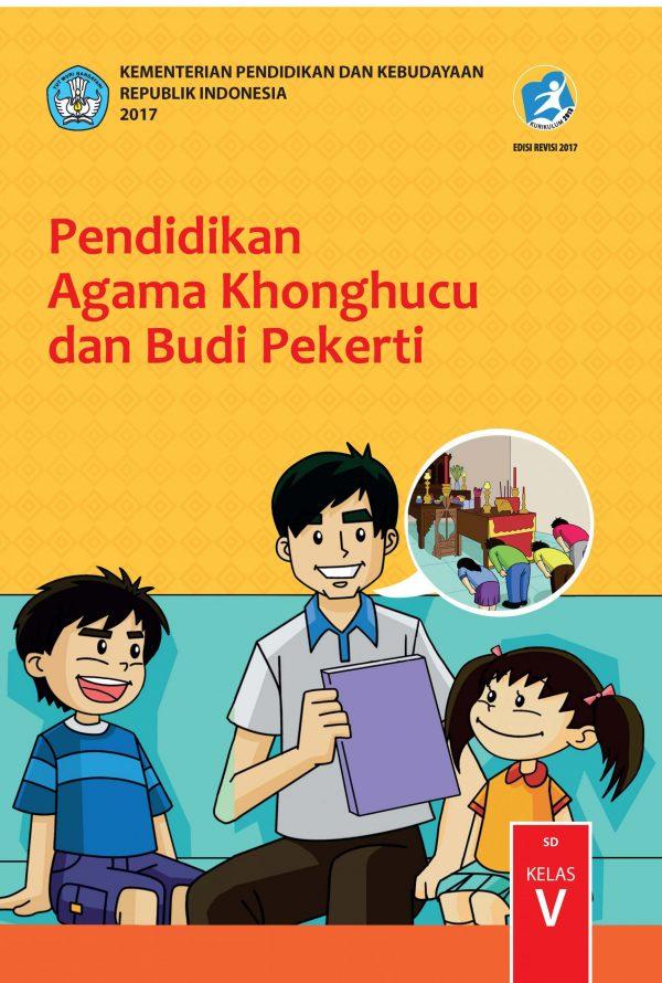 Buku Pendidikan Agama Khonghucu dan Budi Pekerti Kelas 5