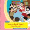 Buku Guru Tema 1 – Organ Gerak Hewan dan Manusia Kelas 5