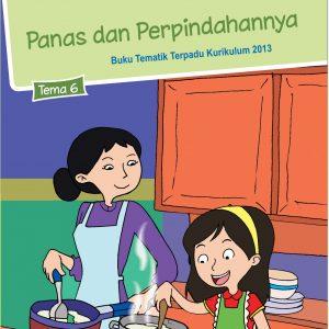 Buku Tema 6 – Panas dan Per pindahannya Kelas 5