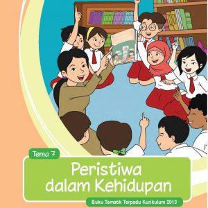Buku Guru Tema 7 – Peristiwa dalam Kehidupan Kelas 5