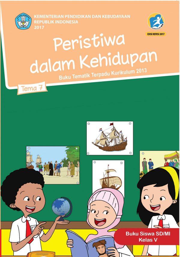 Buku Tema 7 – Peristiwa dalam Kehidupan Kelas 5