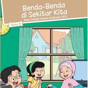 Buku Tema 9 – Benda-Benda di Sekitar Kita Kelas 5