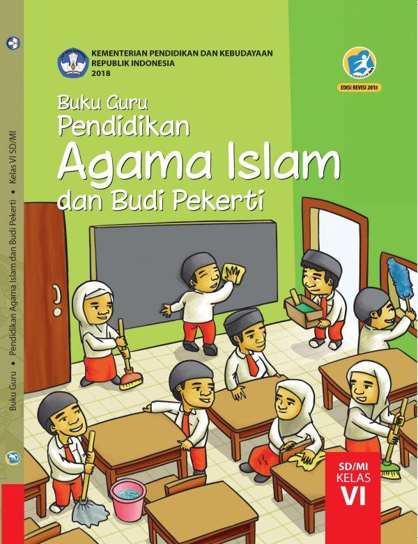Buku Guru Pendidikan Agama Islam dan Budi Pekerti Kelas 6