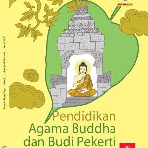 Buku Pendidikan Agama Buddha dan Budi Pekerti Kelas 6