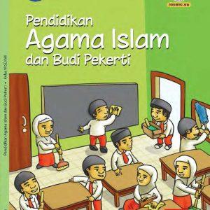 Buku Pendidikan Agama Islam dan Budi Pekerti Kelas 6