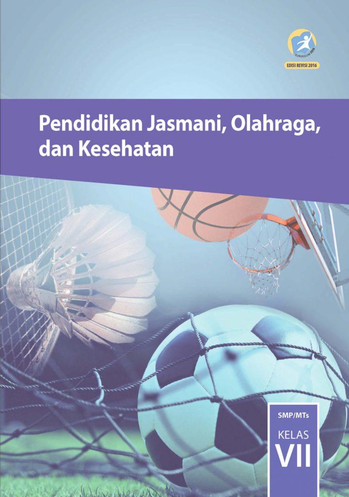 Buku Pendidikan Jasmani, Olahraga, dan Kesehatan Kelas 7 SMP