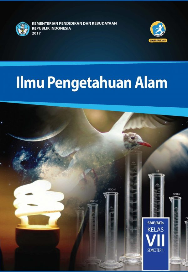 Buku Ilmu Pengetahuan Alam Kelas 7 (Semester 1)