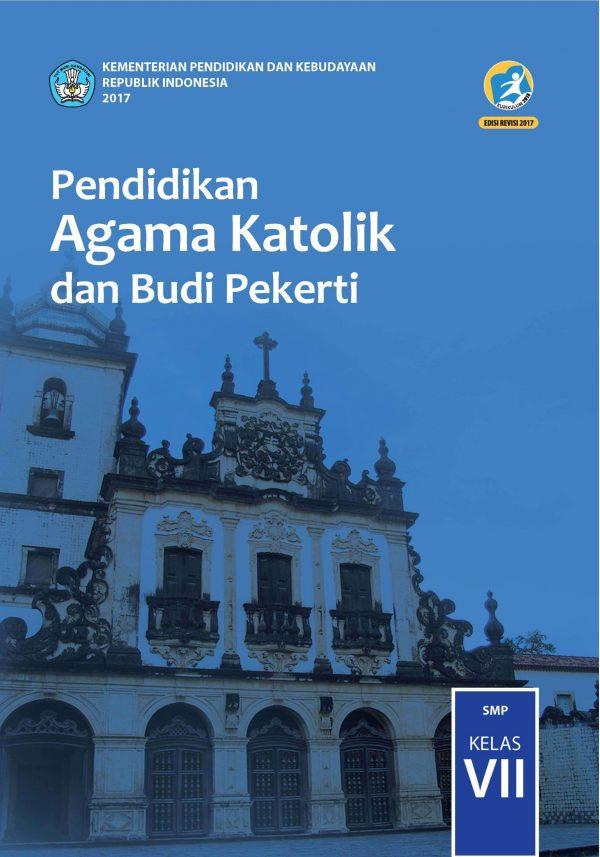Buku Pendidikan Agama Katolik dan Budi Pekerti Kelas 7 SMP