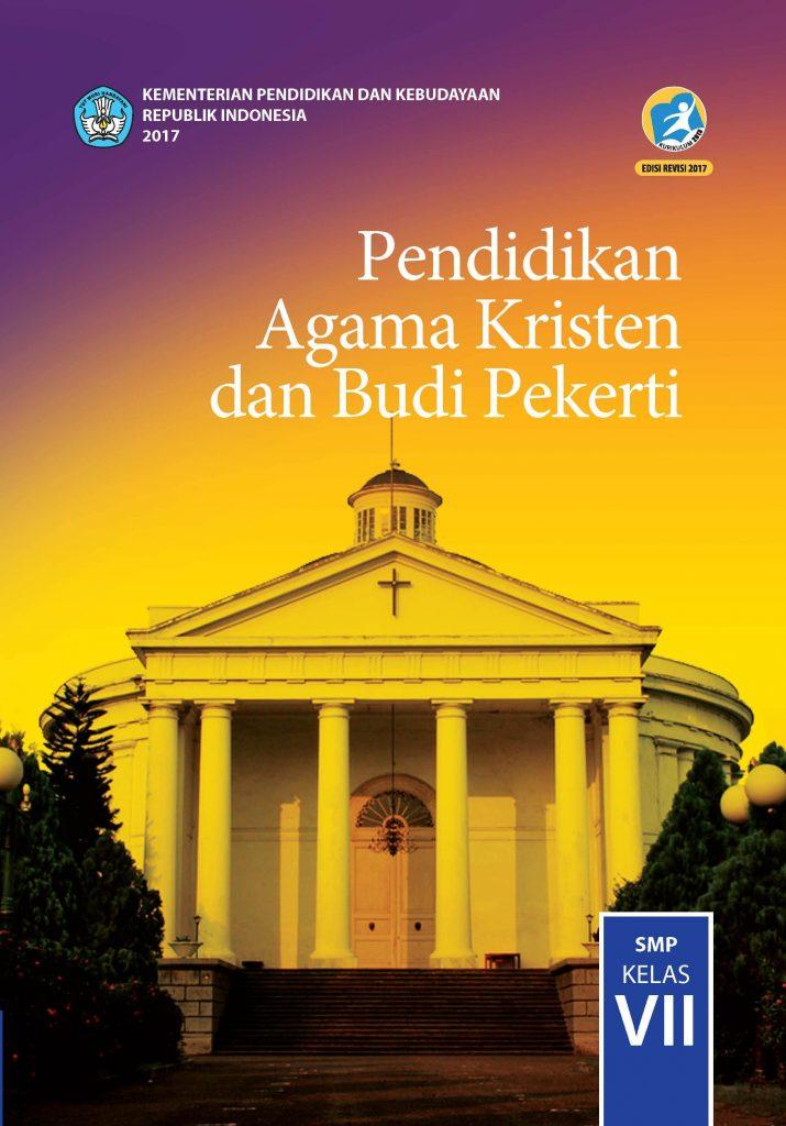 Buku Pendidikan Agama Kristen dan Budi Pekerti Kelas 7 SMP