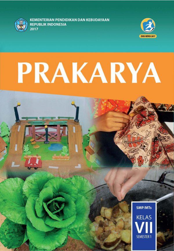 Buku Prakarya Kelas 7 SMP (semester 1)