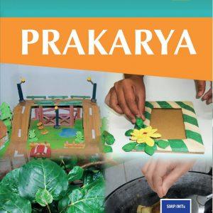 Buku Prakarya Kelas 7 SMP (semester 2)