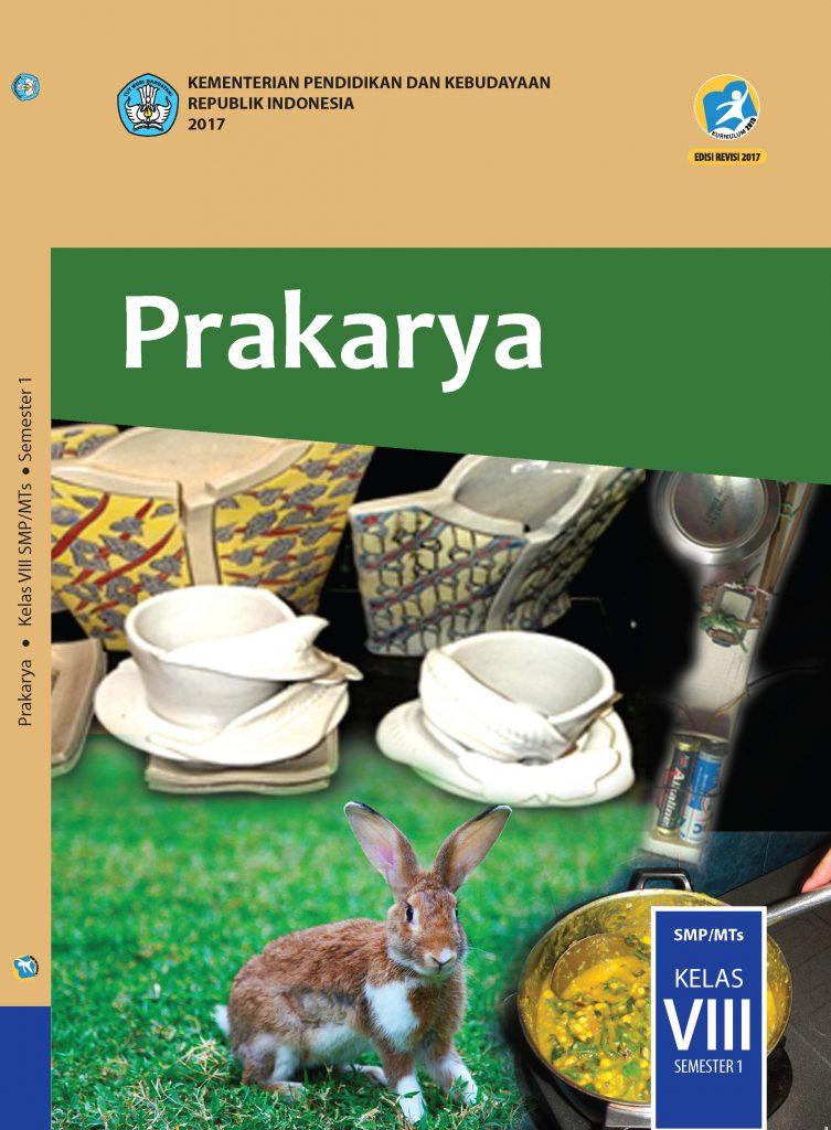 Buku Prakarya Kelas 8 SMP (semester 1)