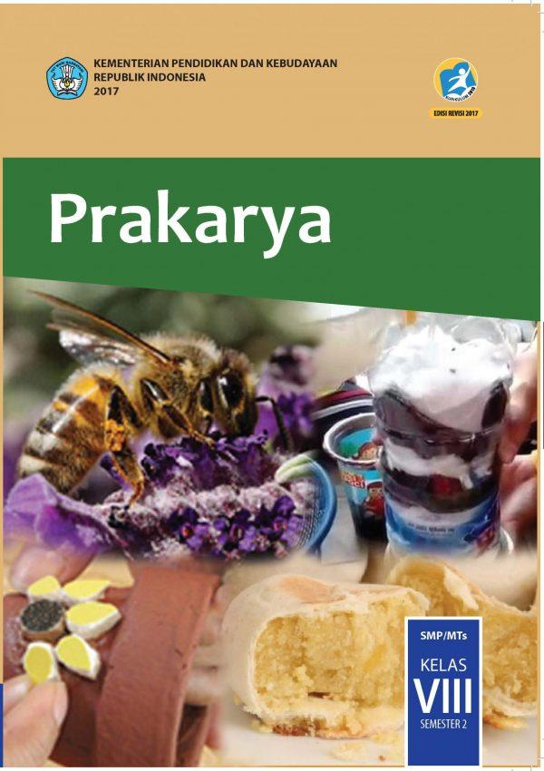 Buku Prakarya Kelas 8 SMP (semester 2)