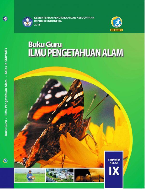 Buku Guru Ilmu Pengetahuan Alam Kelas 9