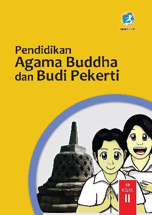 Buku Pendidikan Agama Buddha dan Budi Pekerti Kelas 2