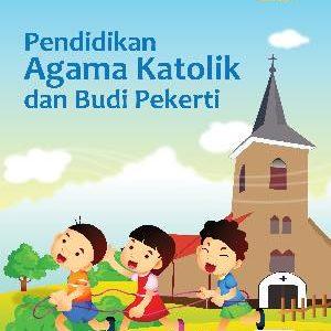 Buku Pendidikan Agama Katolik dan Budi Pekerti Kelas 2