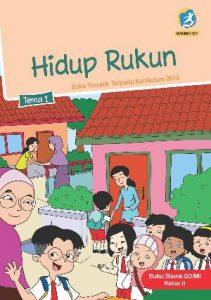 Buku Tema 1 – Hidup Rukun Kelas 2