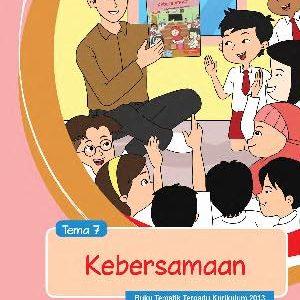 Buku Guru Tema 7 – Kebersamaan Kelas 2