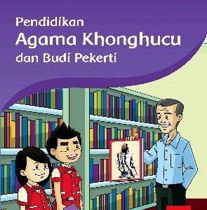 Buku Pendidikan Agama Khonghucu dan Budi Pekerti Kelas 3