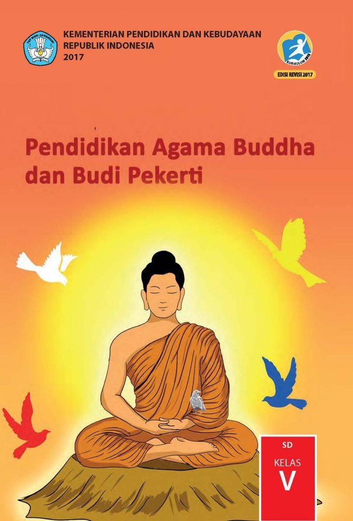 Buku Pendidikan Agama Buddha dan Budi Pekerti Kelas 5