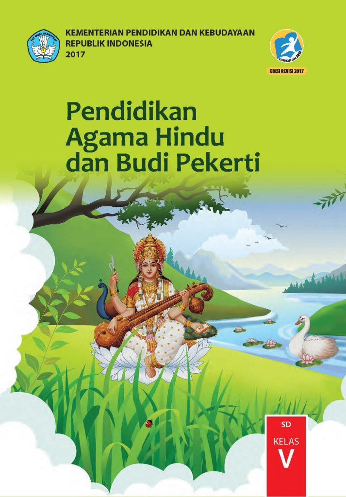 Buku Pendidikan Agama Hindu dan Budi Pekerti Kelas 5