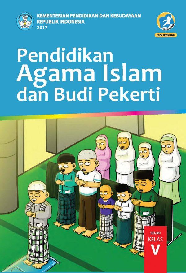Buku Pendidikan Agama Islam dan Budi Pekerti Kelas 5