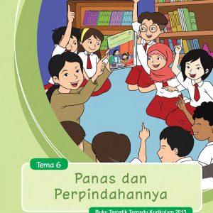 Buku Guru Tema 6 – Panas dan Perpindahannya Kelas 5