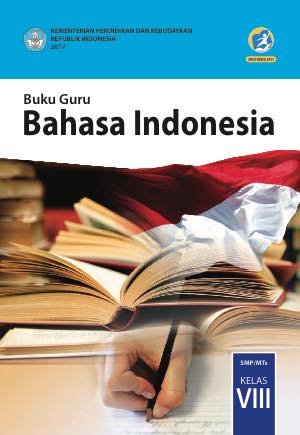 Buku Guru Bahasa Indonesia Kelas 8