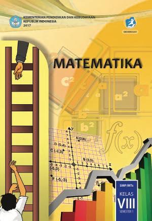 Buku Matematika Kelas 8 SMP (semester 1)