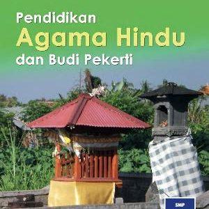 Buku Pendidikan Agama Hindu dan Budi Pekerti Kelas 8 SMP